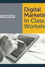 Digital Marketing In Classroom Certified Digital Marketing Professional