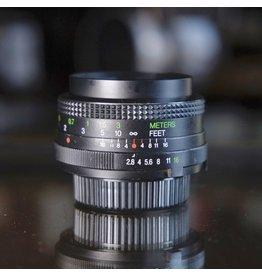 Vivitar Vivitar 28mm f2.8 MC.