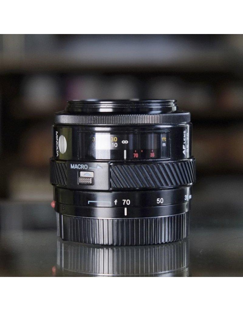 Minolta Minolta Maxxum AF Zoom 35-70mm f4.