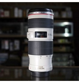 Canon Canon EF 70-200mm f4L IS USM.