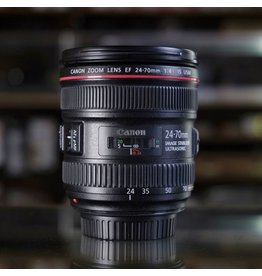 Canon Canon EF 24-70mm f4L IS.