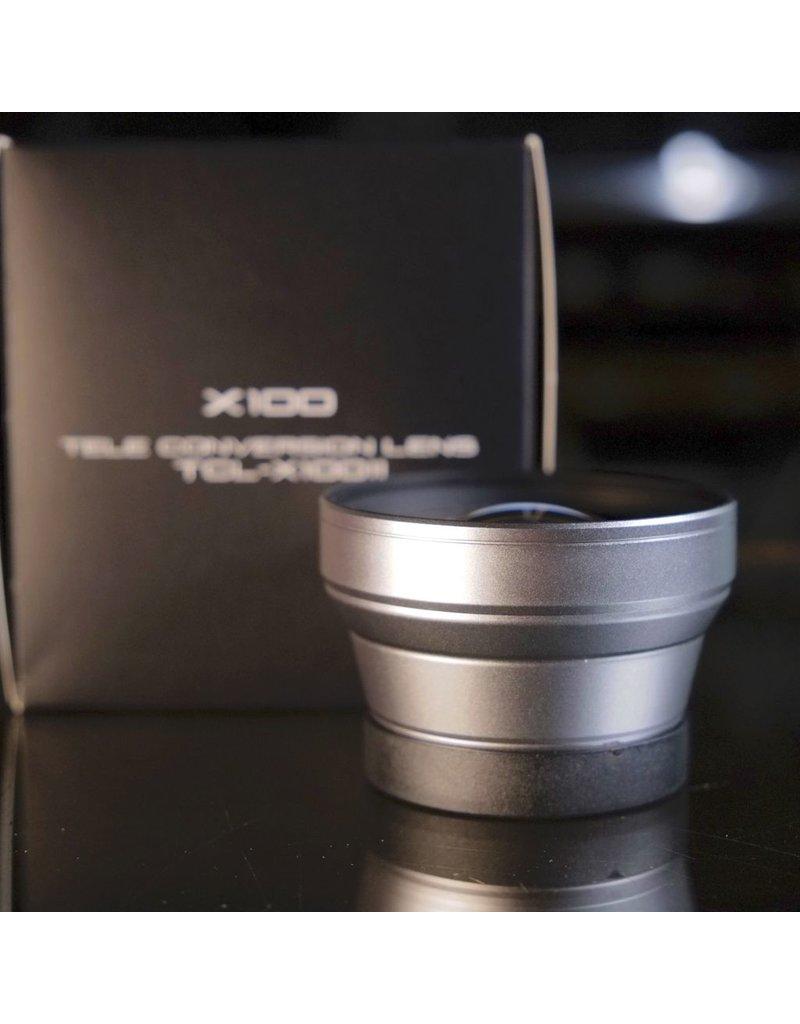 Fujifilm Fujifilm TCL-X100II.