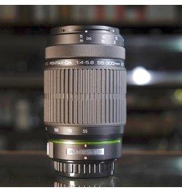 Pentax SMC Pentax-DA 55-300mm f4-5.8 ED.