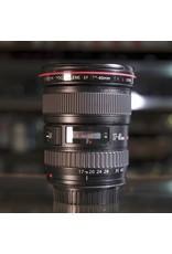 Canon Canon EF 17-40mm f4L USM.