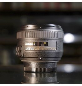 Nikon Nikon 50mm f1.4G AF-S Nikkor.