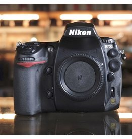 Nikon Nikon D700.