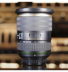 Pentax SMC Pentax-DA* 16-50mm f2.8 ED AL IF SDM.