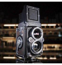 Rollei Rolleiflex 2.8D.