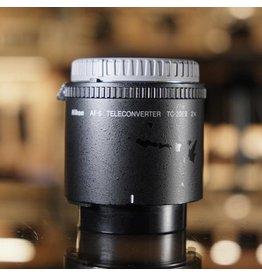 Nikon Nikon TC-20EII 2x AF-S Teleconverter.