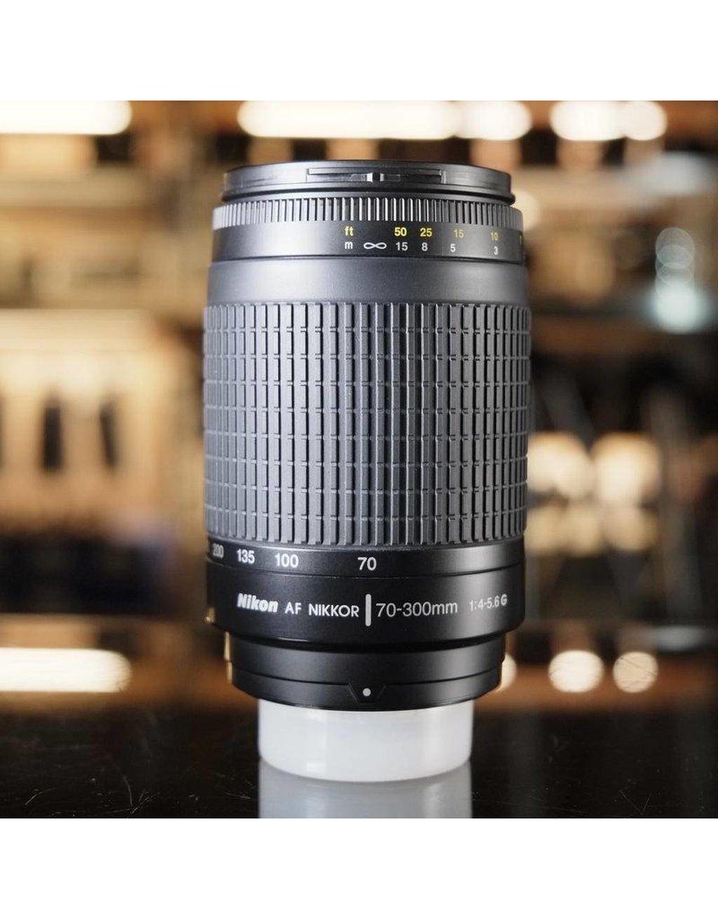 Nikon Nikon 70-300mm f4-5.6G AF Nikkor.