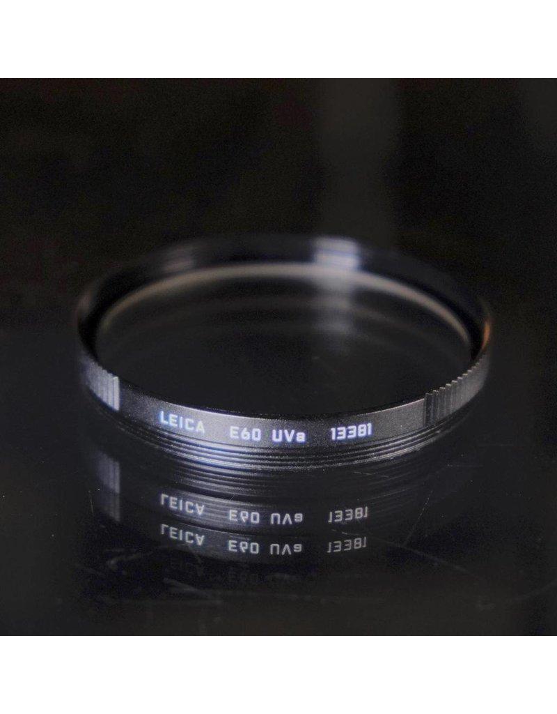 Leica Leitz E60 UVa filter (13381)