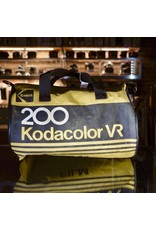 Kodak Kodacolor VR 200 duffel bag.