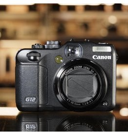 Canon Canon Powershot G12.
