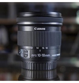 Canon Canon EF-S 10-18mm f4.5-5.6 IS STM.