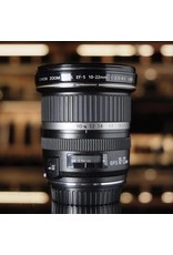 Canon Canon EF-S 10-22mm f3.5-4.5 USM.