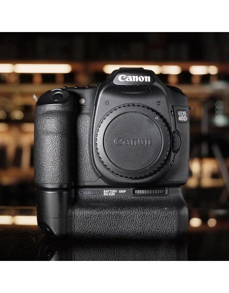 Canon Canon EOS 40D w/ BG-E2N.