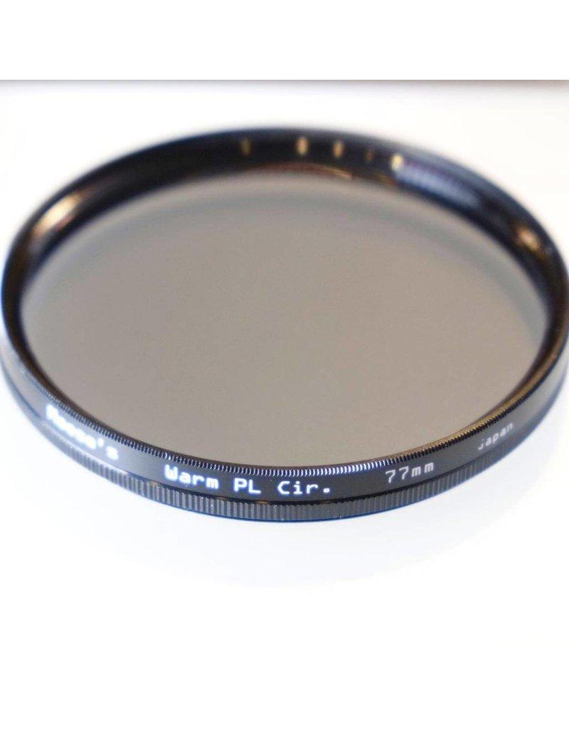Hoya Moose's Warm Circular Polarizer.