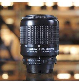 Nikon Nikon 80-200mm f4.5-5.6D AF Nikkor.