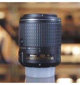 Nikon Nikon 55-200mm f4-5.6GII ED DX VR AF-S Nikkor.