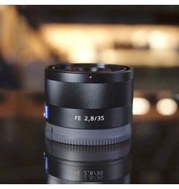 Carl Zeiss Carl Zeiss Sonnar FE 35mm f2.8 ZA T*.