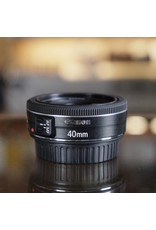 Canon Canon EF 40mm f2.8 STM.