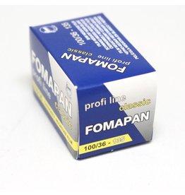Foma Fomapan 100. 135/36.