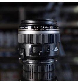 Canon Canon EF-S 60mm f2.8 Macro.