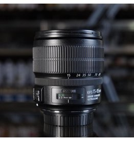Canon Canon EF-S 15-85mm f3.5-5.6 IS USM.