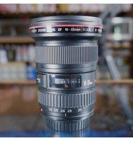 Canon Canon EF 16-35mm f2.8L II.
