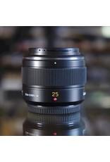 Panasonic Panasonic Lumix Leica 25mm f1.4 ASPH DG Summilux.