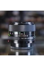 Canon Canon FD 50mm f1.4.