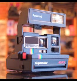 Polaroid Polaroid Supercolor 635CL.