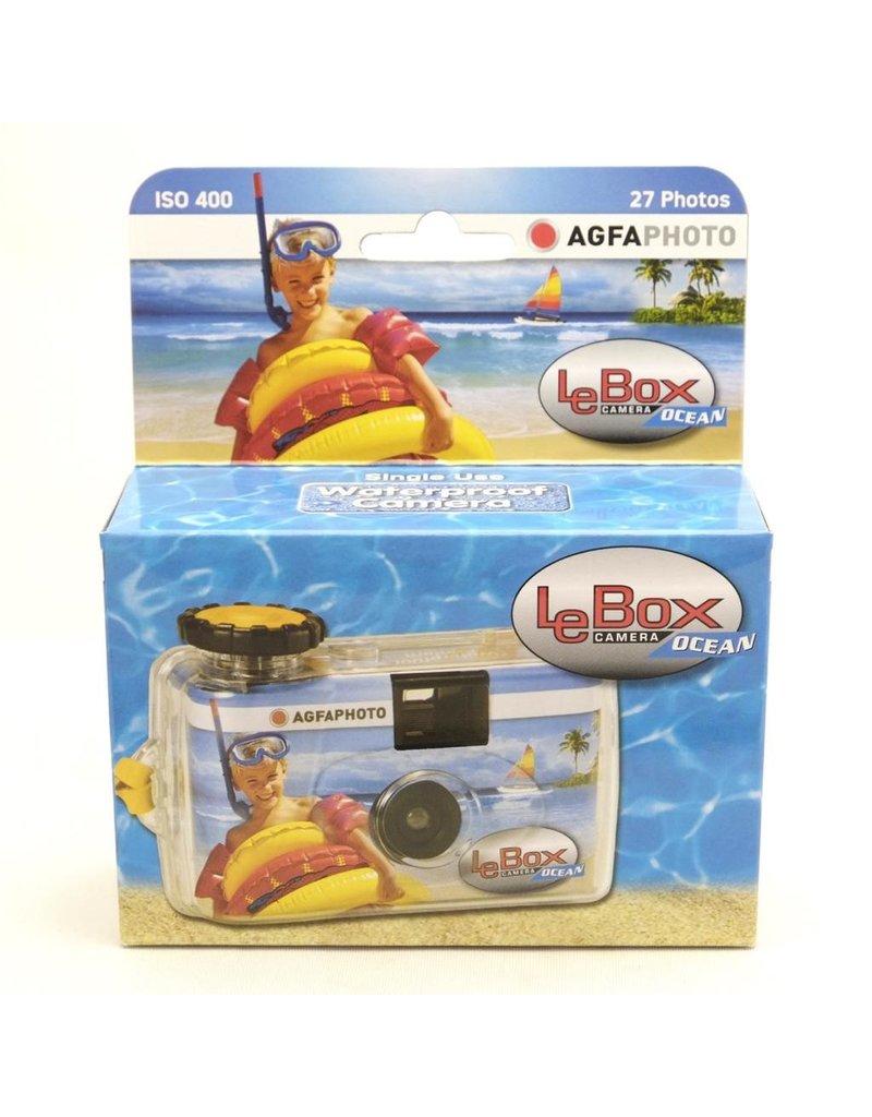 Agfa AgfaPhoto LeBox Ocean camera.
