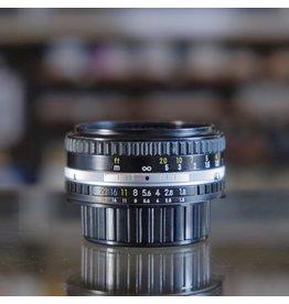 Nikon Nikon Series E 50mm f1.8.