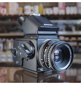 Hasselblad Hasseblad 501C w/ Carl Zeiss C Planar 80mm f2.8 T*.