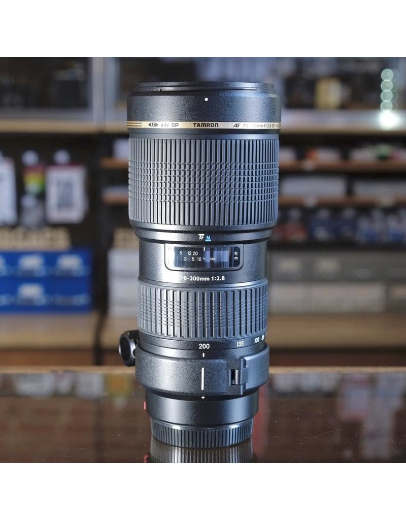 Tamron Tamron AF 70-200mm f2.8 (IF) Macro LD Di SP Model A001