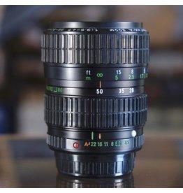 Pentax Pentax-A 28-80-mm f3.5-4.5.