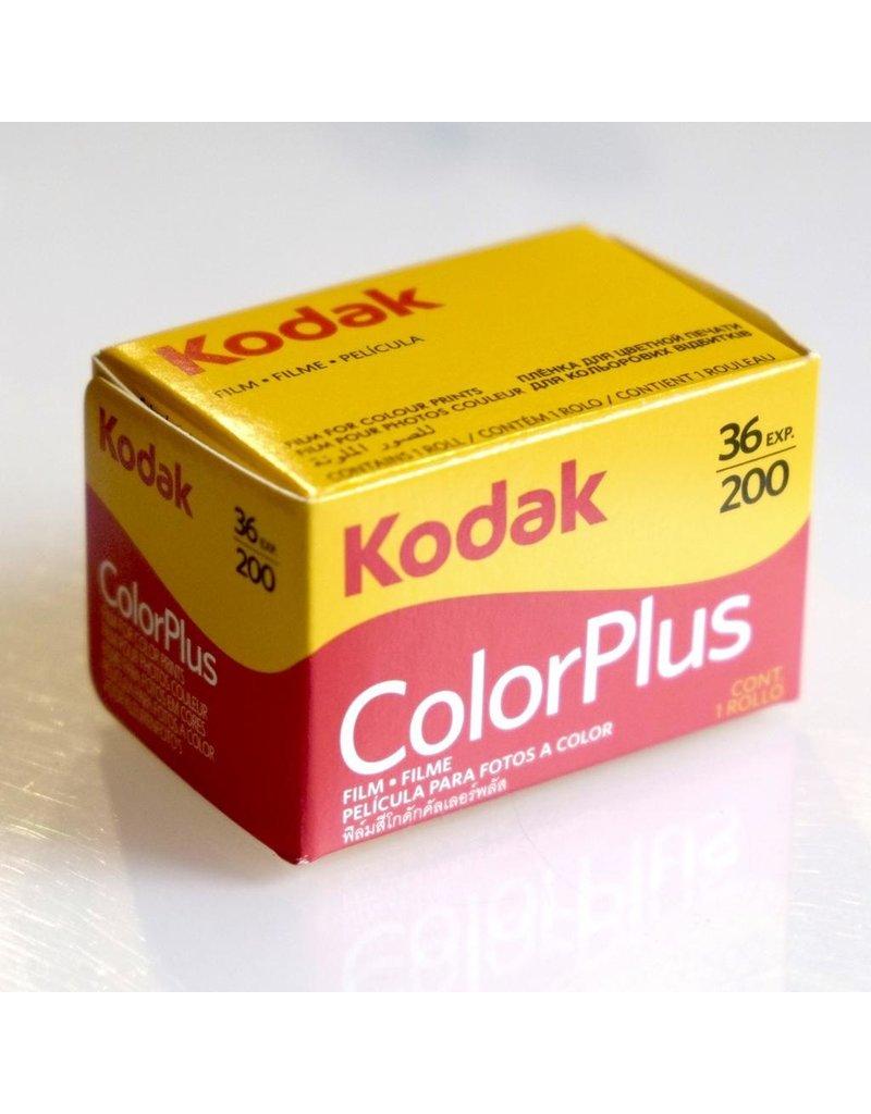 Kodak Kodak ColorPlus 200. 135/36.