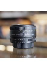 Nikon Nikon 50mm f1.8D AF Nikkor.