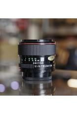 Canon Canon FD 50mm f1.2L.