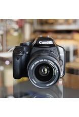 Canon Canon EOS Rebel XSi w/ 18-55mm IS.