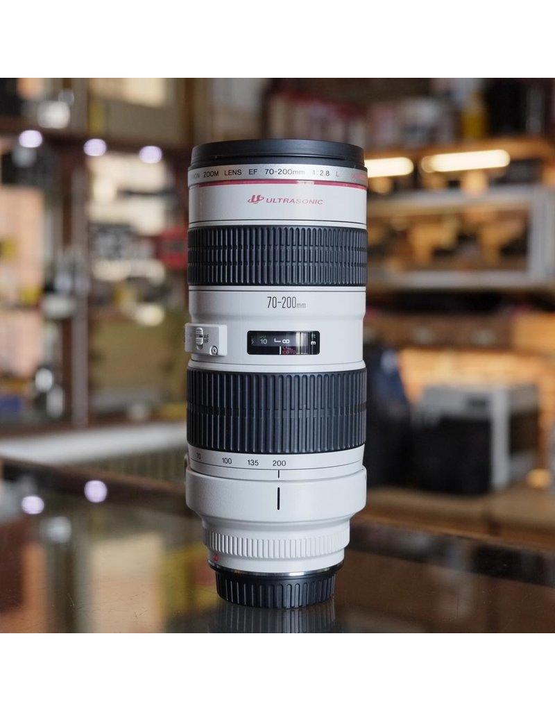 Canon Canon EF 70-200mm f2.8L USM.