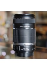 Canon Canon EF-S 55-250mm f4-5.6 IS.