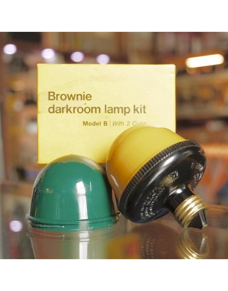 Kodak Kodak Brownie Darkroom Lamp Kit.