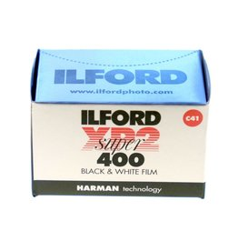 Ilford Ilford XP2 black and white film. 135/36.