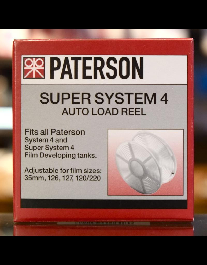 Paterson Paterson Super System 4 Auto-Load Reel.