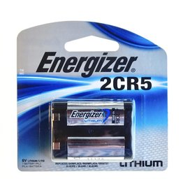 Energizer Energizer 2CR5 Lithium Battery (6v)