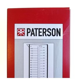 Paterson Paterson 1200ml/42oz graduated cylinder.