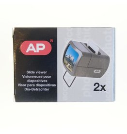 AP AP 35mm slide viewer.