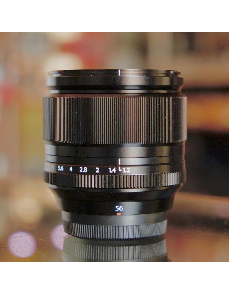 Fujifilm Fujinon XF 56mm f1.2 R.